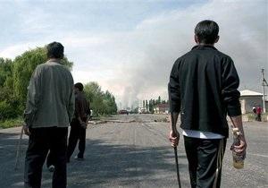 СМИ: Родственники Бакиева активно участвуют в беспорядках в Кыргызстане (обновлено)