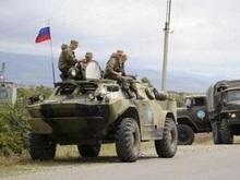 Грузия обвинила Москву в пропуске российских террористов в Южную Осетию