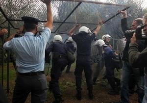 Акрополь вновь закрыли для туристов из-за забастовки