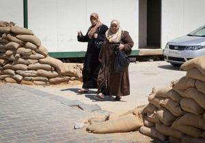 Amnesty International не нашла доказательств массовых изнасилований в Ливии