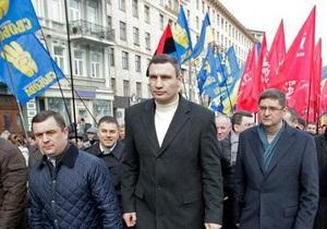 Луценко - Янукович помиловал Луценко - Кличко об освобождении Луценко: К оппозиции присоединяется принципиальный и яркий боец