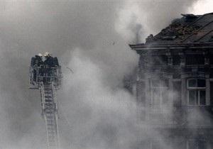Загоревшийся телевизор стал причиной пожара в доме престарелых в Бельгии: двое погибших
