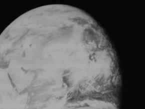 В Сети появилось первое фото земного шара целиком, отснятое спонтанно в 1967 году