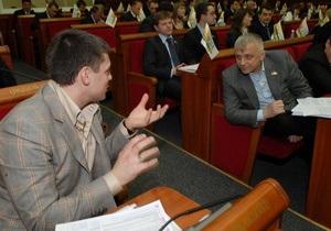Киевсовет перенес рассмотрение изменений в бюджет на следующую сессию