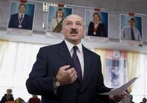 Лукашенко положил начало процессу демаркации украинско-белорусской границы