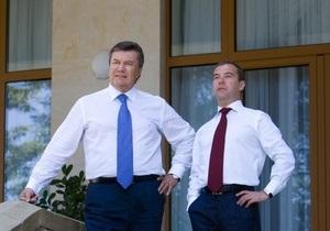 Российский канал обвинил Януковича в ухудшении отношений с Москвой