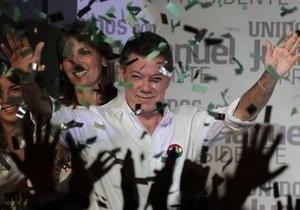 В Колумбии не смогли избрать президента
