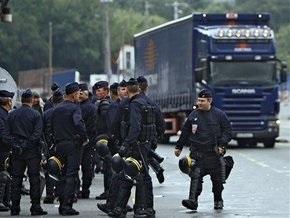 В Испании бастуют металлурги