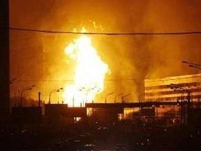 Пожар на газопроводе в Москве: новые подробности