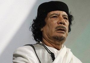 Повстанцы намерены добиться от Нигера закрытия границ для Каддафи