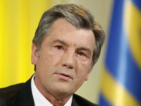 Ющенко против досрочных парламентских выборов и думает, идти ли на второй срок