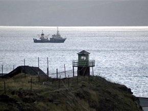 Украинские пограничники обнаружили два турецких судна возле острова Змеиный