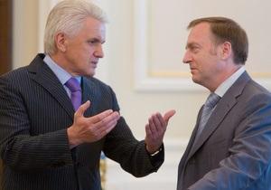 Литвин выступил за цивилизованную смену политических элит