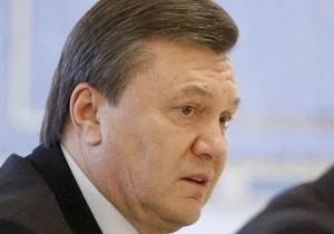 Янукович предупредил крымских чиновников: Тихой жизни не будет