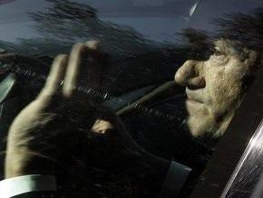 Ющенко на два дня улетел в Брюссель