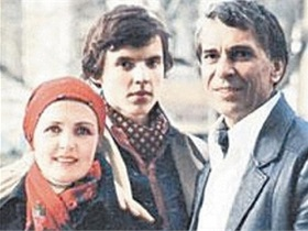 У Ады Роговцевой умер сын