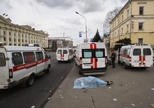 В Минске опознали всех жертв теракта в метро
