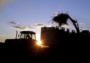 Украина увеличила экспорт сельхозпродукции на 40%