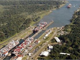 Панамский канал закрыли из-за подъема уровня воды