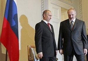 Москва и Минск не смогли договориться о поставках нефти в Беларусь