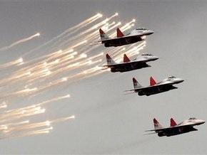 Пилотажная группа Русские витязи примет участие в полетах на МАКС-2009