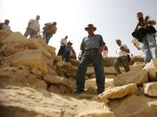 В Египте нашли саркофаг фараона Сенусерта II