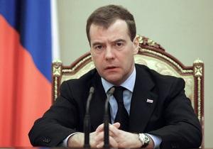 Медведев об организаторах взрывов в метро: Это просто звери