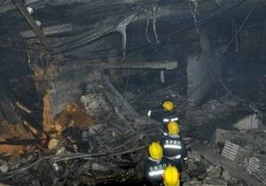 В китайском интернет-кафе прогремел взрыв: шестеро погибших, тридцать раненых