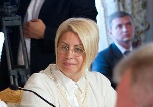 УП: Герман уверена, что Янукович сегодня подпишет языковой закон