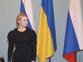 Тимошенко признательна Путину за готовность уменьшить на 20% цену на газ