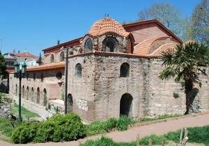 В Турции древний христианский храм начал действовать как мечеть