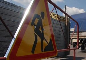 В июле на мосту Патона в Киеве начнут ремонтировать тротуары