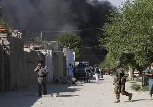 В воскресенье теракты в Кабуле произошли в семи местах