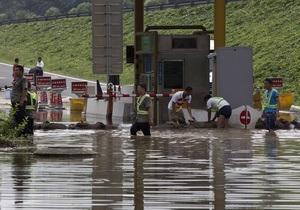 666 тысяч человек пострадали в результате наводнения в Китае