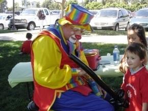 В России клоун Ромашка подозревается в развращении детей