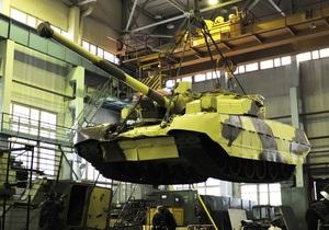 Украина впервые представит на международной выставке вооружений танк Оплот