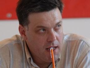 Тягнибок заявил, что готов вернуть Украине ядерный статус и смертную казнь