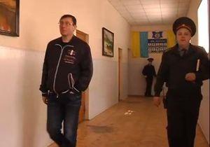 Луценко заявил представителям Freedom House, что не хочет лечиться за рубежом