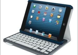 Logitech выпустила собственные чехлы-клавиатуры для iPad