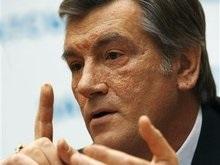 Ющенко понравилось, как правоохранители борются с коррупцией