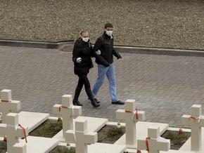 Минздрав: Число жертв эпидемии в Украине достигло 315 человек
