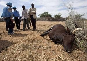 В Кении угонщики скота убили семерых полицейских