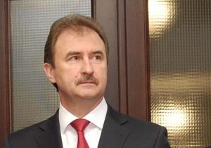 Попов приветствует отставку Довгого