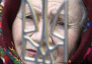 В апреле численность населения Украины сократилась на 17 тысяч