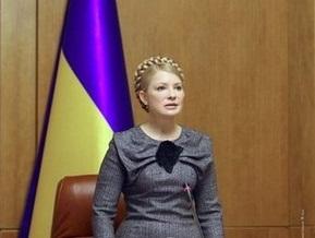 Тимошенко обратится к нации в 19:00