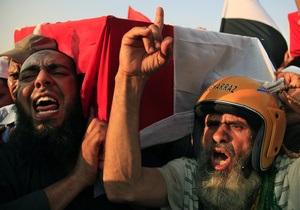 Армия Египта призывает воздержаться от беспорядков