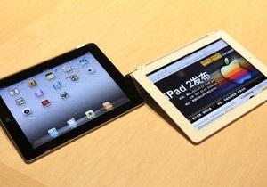 Планшет Apple iPad 3 поступит в продажу весной 2012 года
