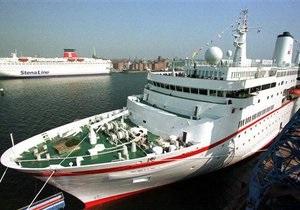 На круизном лайнере в Норвегии начался пожар, эвакуированы более 600 человек