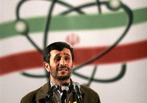 Ахмадинеджад объявил Иран ядерной державой