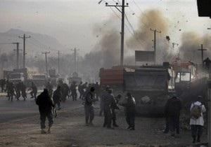 Атаки смертников в Афганистане: девять погибших